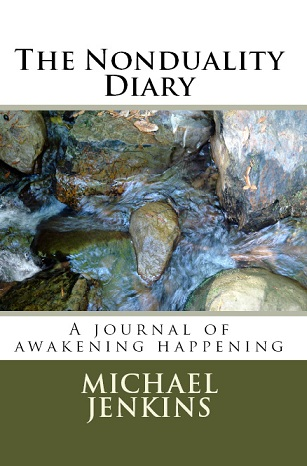 nonduality diary cover image